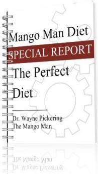 Mango Man Diet  Is your diet a riot!?!?