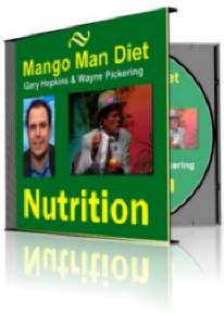 Mangoman diet Nutrition