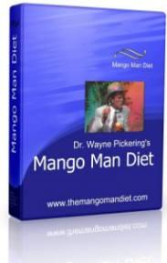 mangoman diet book cover
